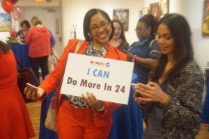 Do More 24 Delaware Participants