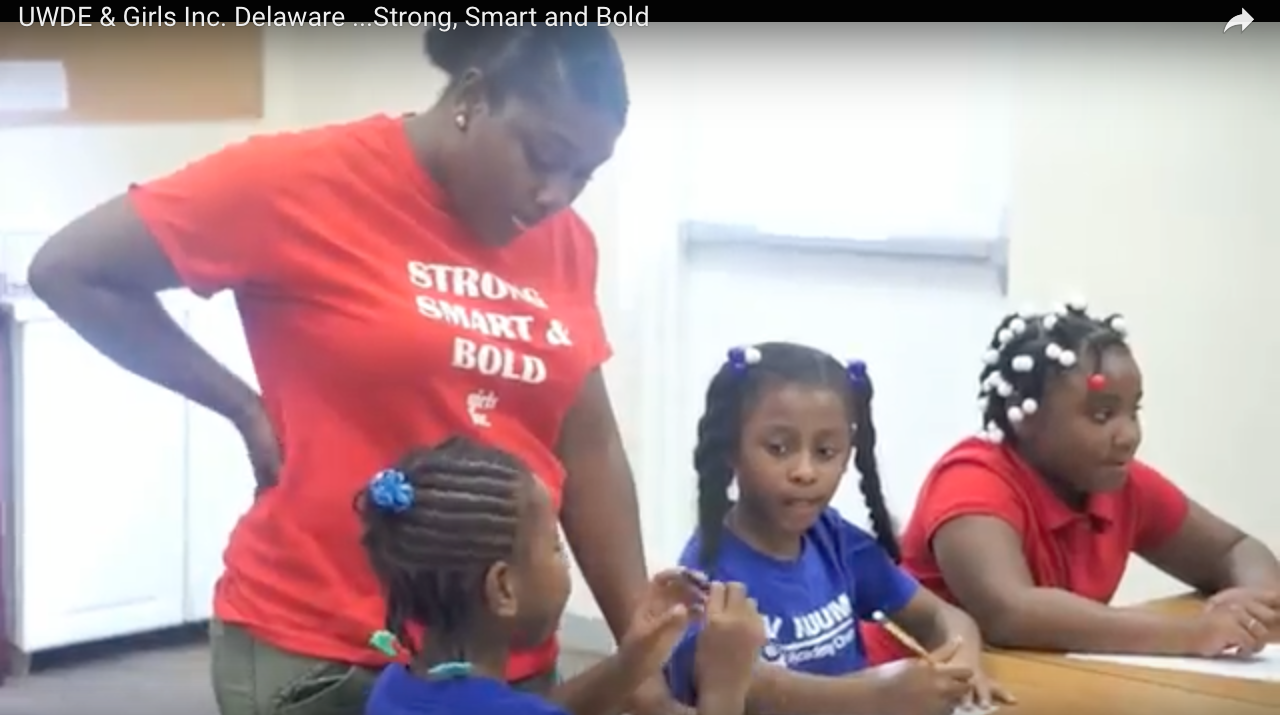 Girls Inc Empowering Young Delaware Girls