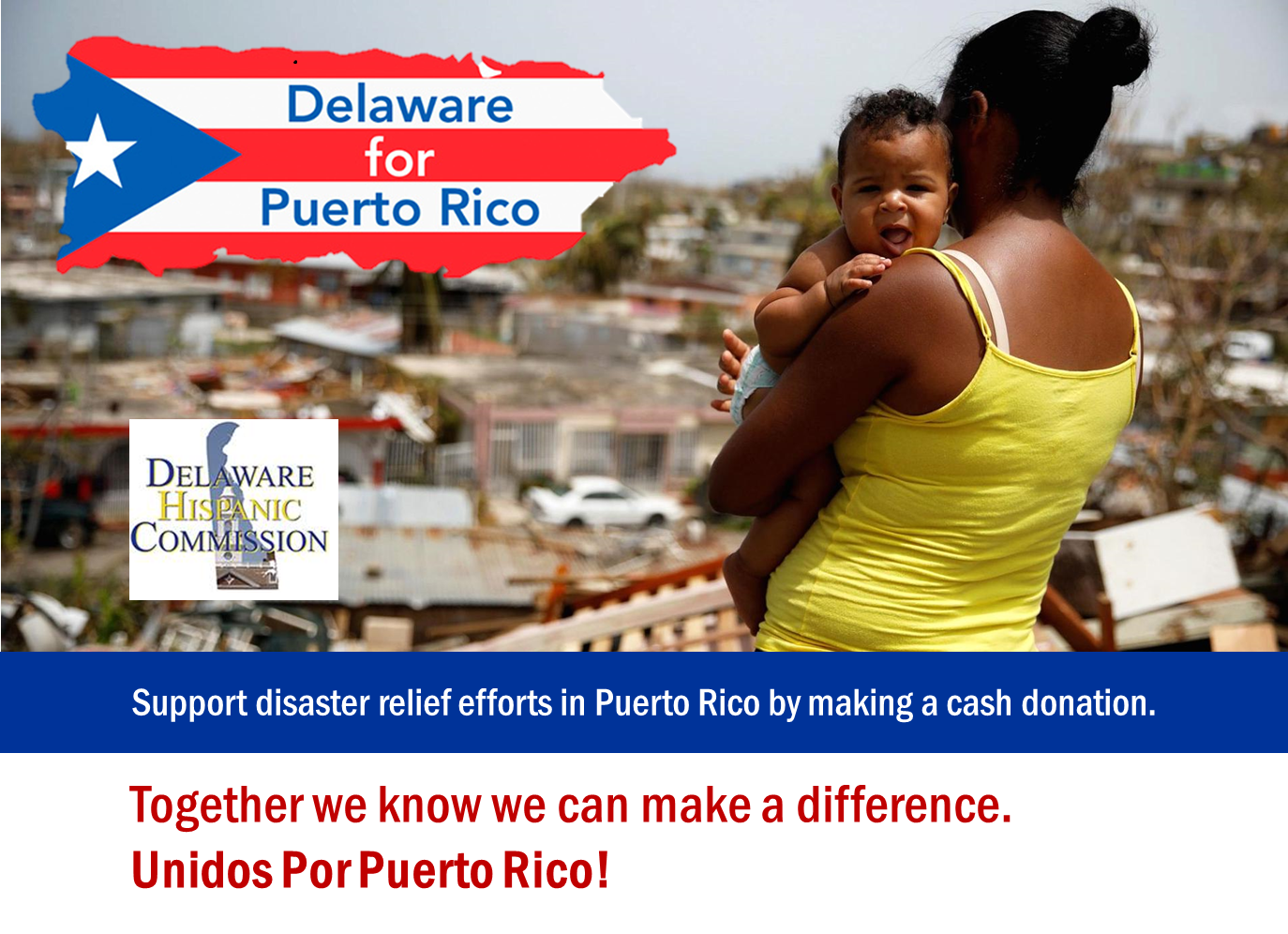 Delaware Hispanic Commission and United Way of Delaware