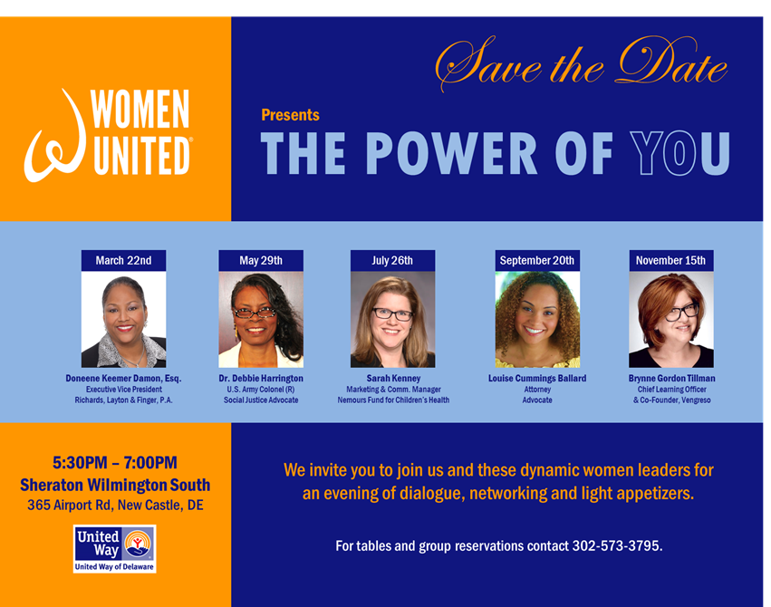 Women United Save The Date