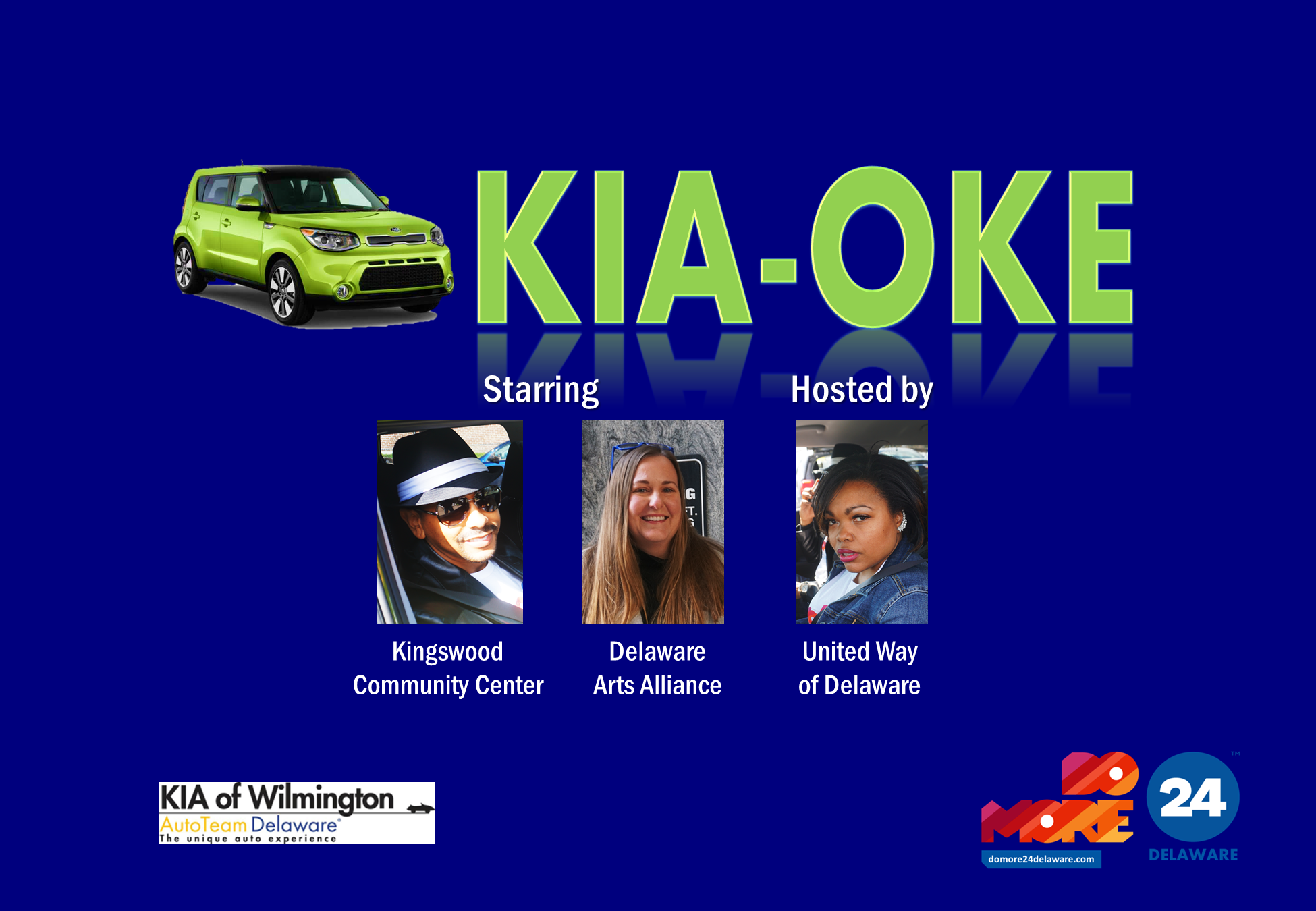 Kia Oke - Auto Team Delaware- United Way of Delaware