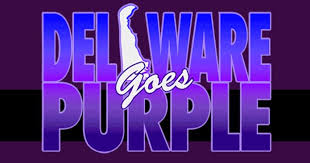 Slider Image Delaware Goes Purple