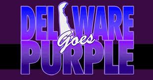 Slider Image Delaware Goes Purple